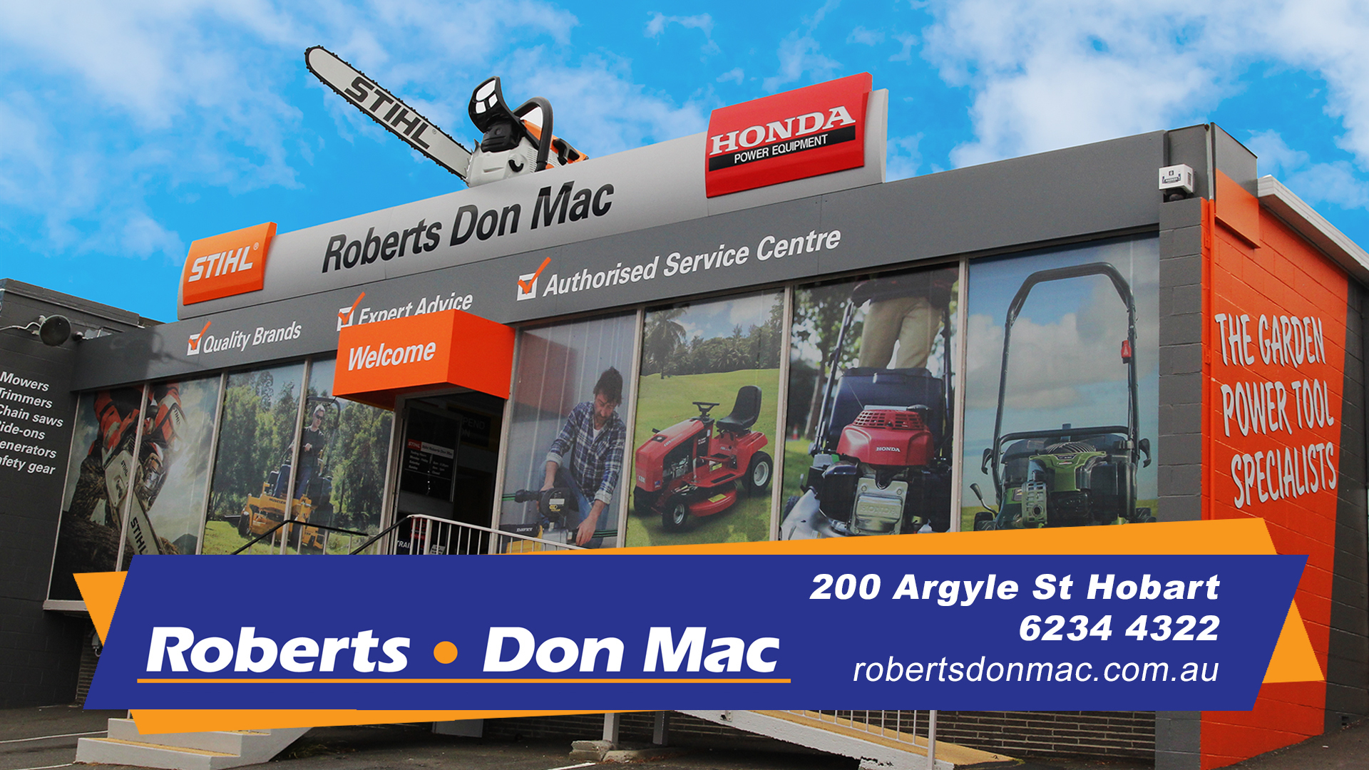 Roberts Don Mac Store